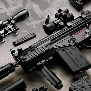 AIRSOFT PARTS AND ACCESORIES
