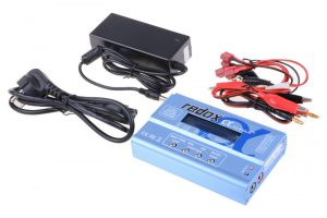 Redox Alpha V2 battery charger COMBO (with power supply)